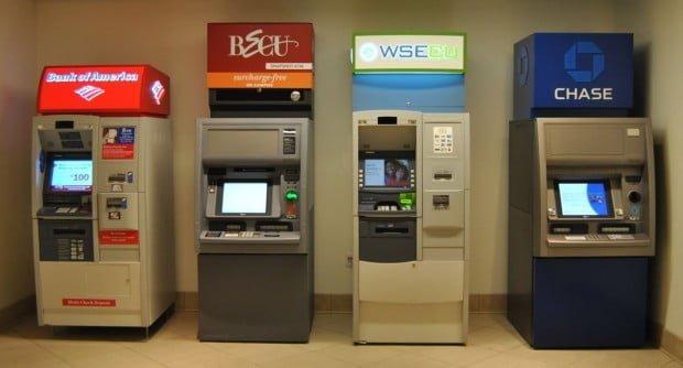 bankomat utomlands
