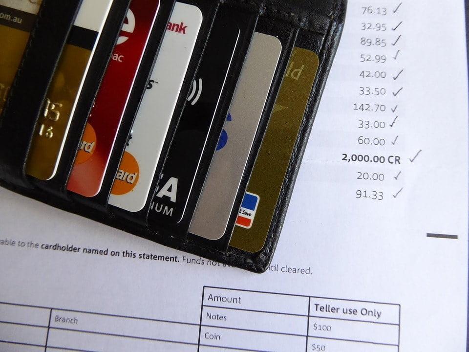 Effektiv ranta kreditkort