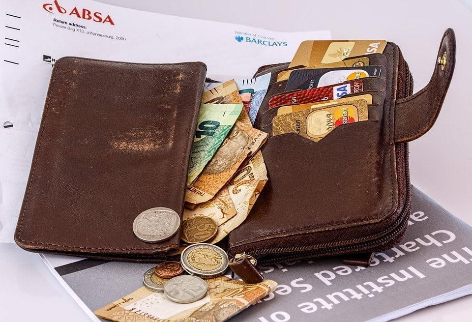 Höga kreditkortsskulder