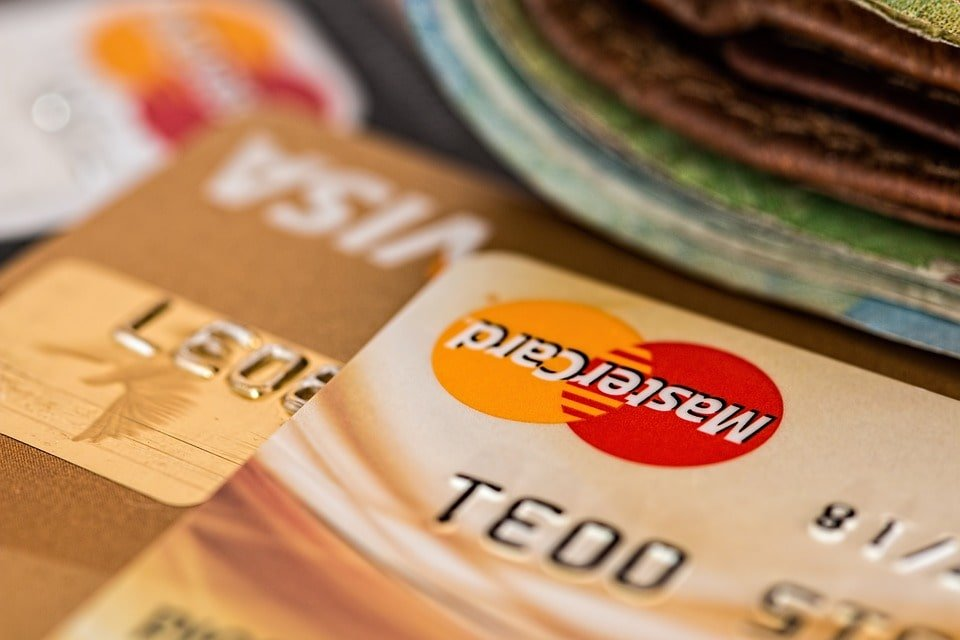 Kreditkort med bonusen