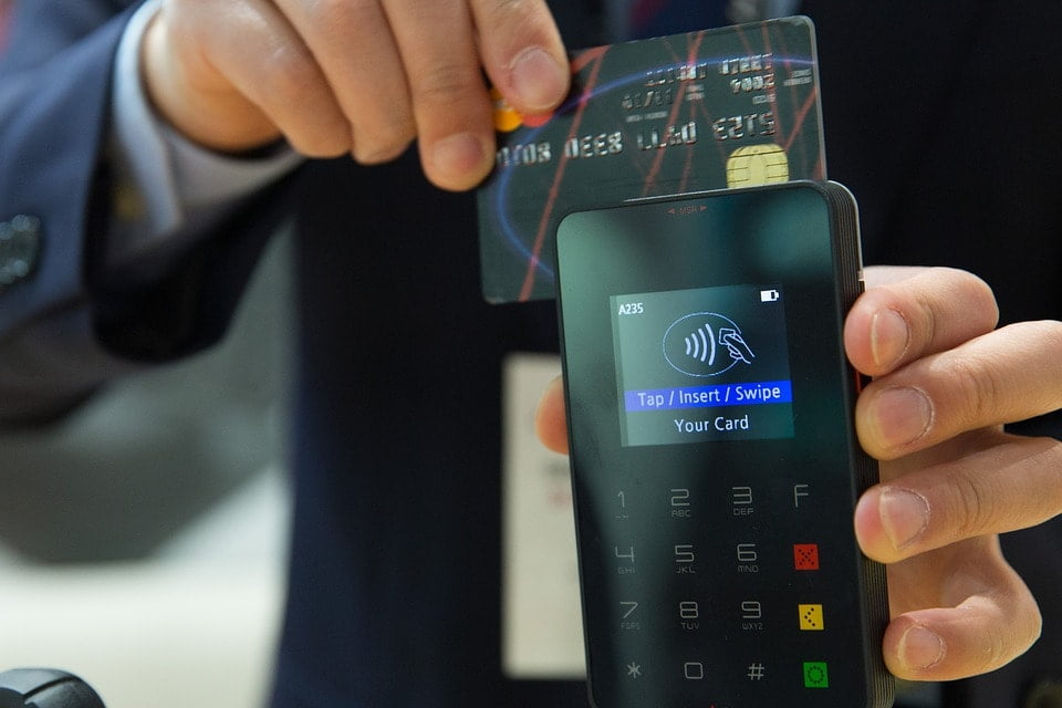 Kreditkortsbedragerier - kortbedrageri