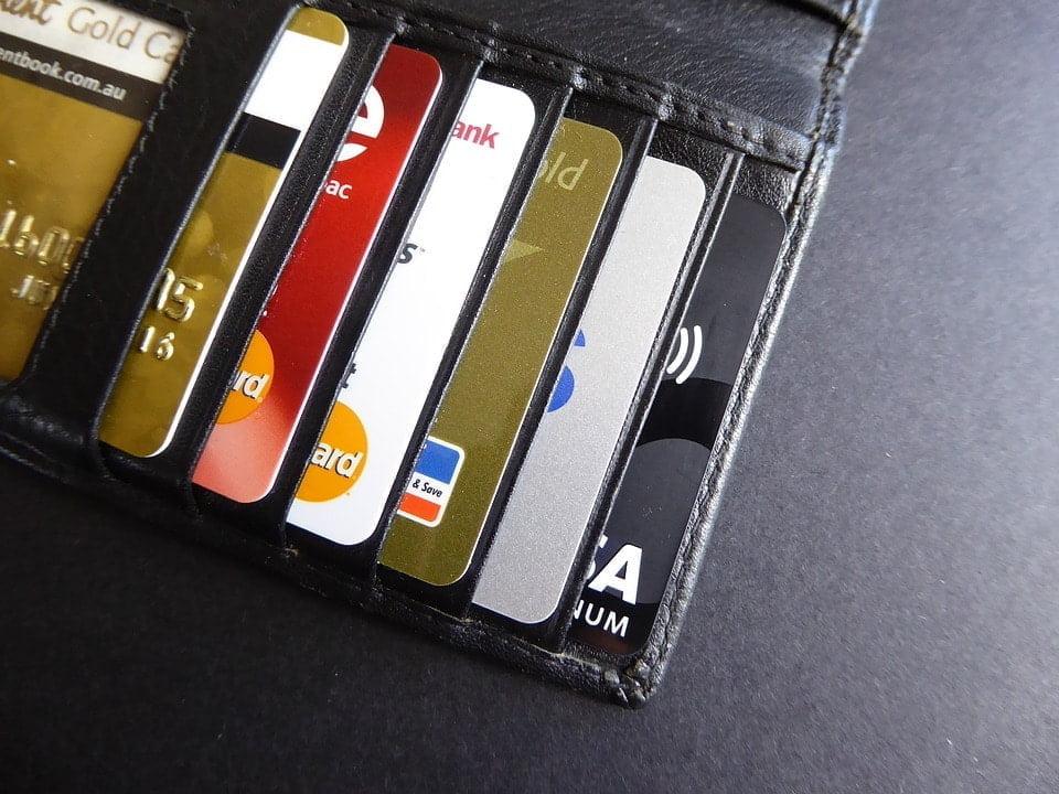Kreditkort med flygbonus