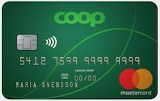 Coop Mastercard Mer<br />