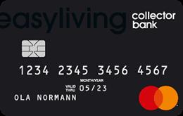 easy living kreditkort