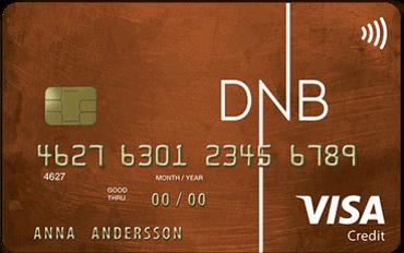 DNB-kortet