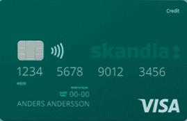 Skandiabanken Kreditkort